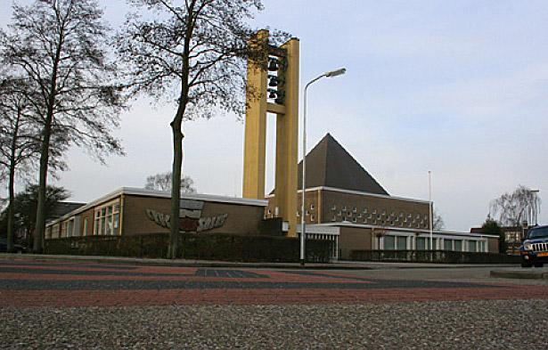 Kerstnachtdienst in de Kruiskerk-Wezep